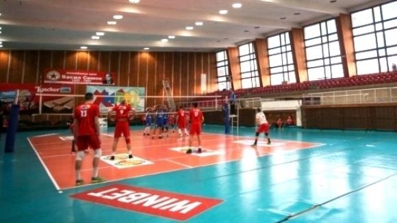 ВК ЦСКА ще бъде домакин на последния заключителен турнир по