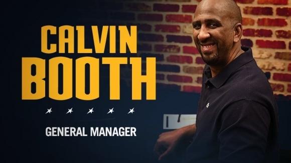 Ръководството на Денвър Нъгетс повиши Калвин Бут в генерален мениджър.