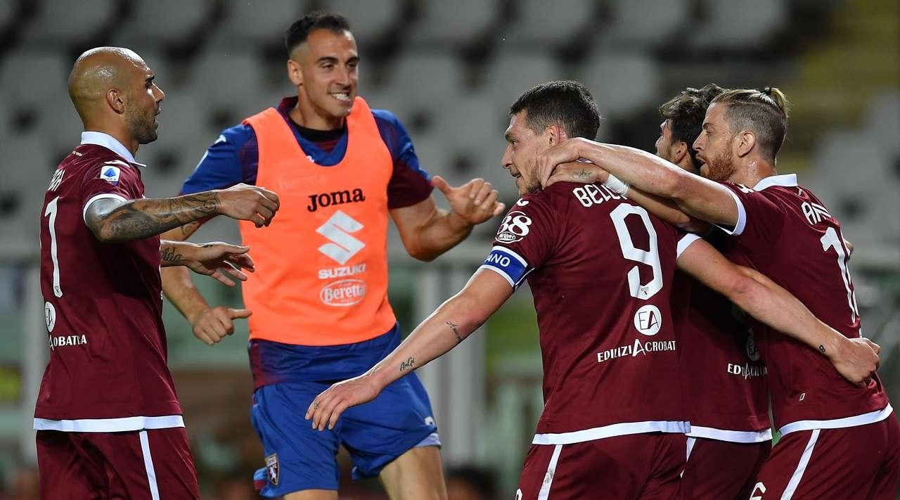 Отборът на Торино обърна Бреша у дома от 0:1 до