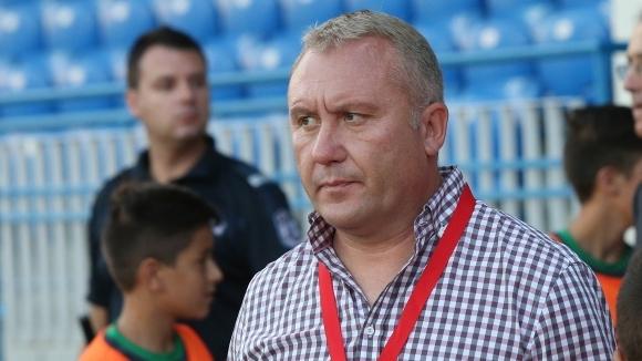 Старши треньорът на Арда Николай Киров направи кратък обзор на