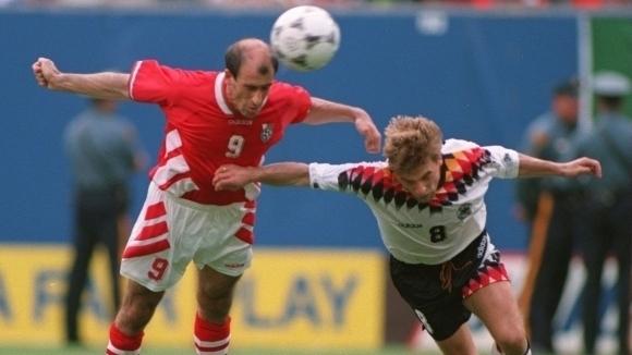 Днес рожден ден празнува легендата на българския футбол Йордан Лечков.