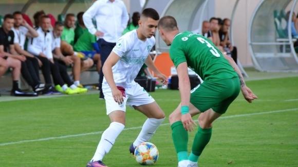 Футболистът на Берое Никола Маринов получи повиквателна за националния отбор