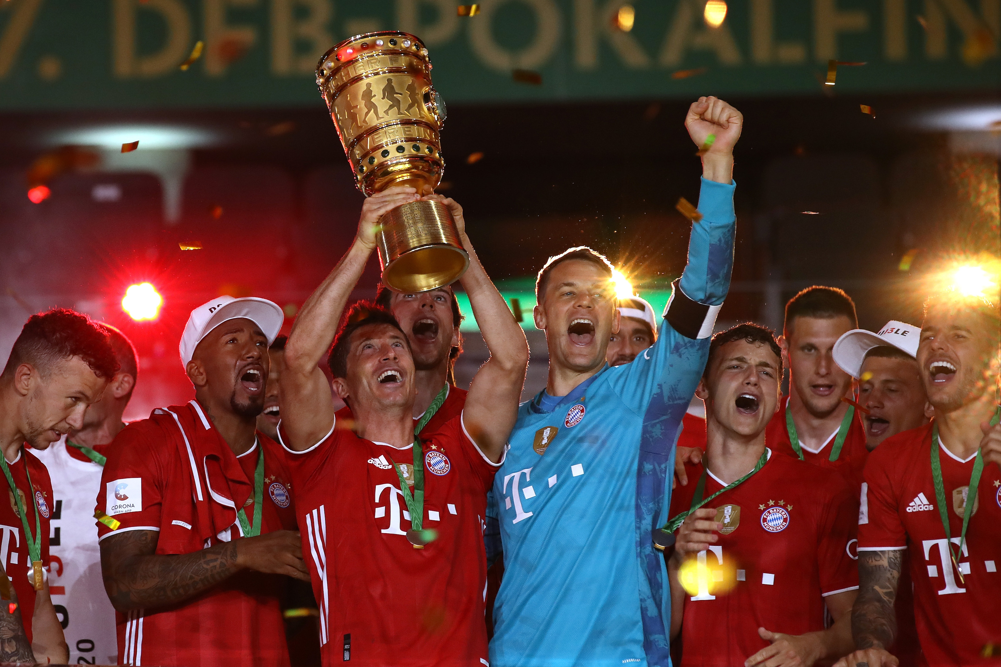 Асоциацията на професионалните футболисти в Германия определи отличниците за изминалия
