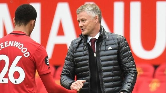 Мениджърът на Манчестър Юнайтед Оле Гунар Солскяер е уведомил вицепрезидента