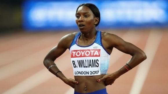 Британската спринтьорка Бианка Уилямс получи извинение от полицията в Мет,