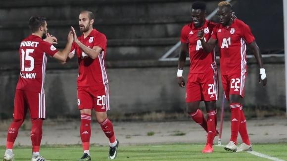 Халфът на ЦСКА-София Тиаго Родригес говори след победата с 2:1