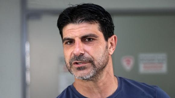 Спортният директор на Локомотив (Пловдив) Георги Иванов говори след поражението