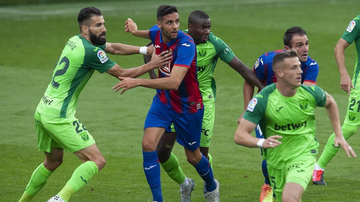 Отборите на Ейбар и Леганес завършиха 0:0 в опашкарското дерби