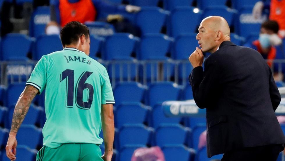 За втори пореден мач наставникът на Реал Мадрид Зинедин Зидан