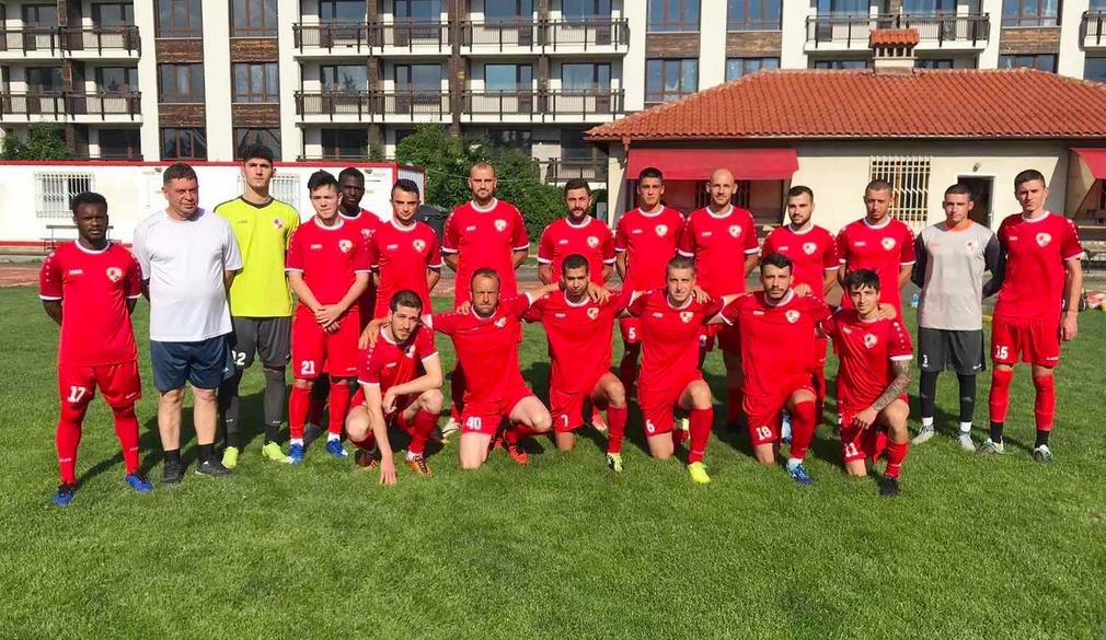Със закъснение започна лятната подготовка на мъжкия отбор на ФК