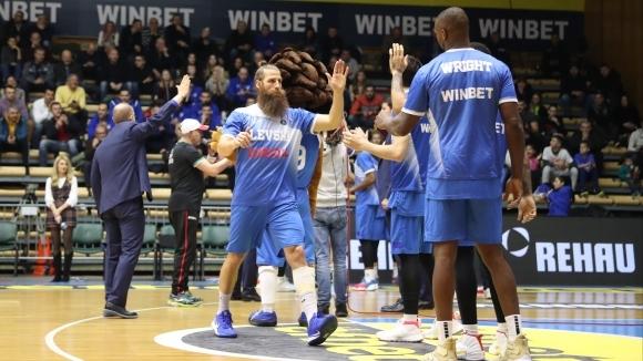 Водещият баскетболен тим Левски Лукойл ще завърши селекцията за новия