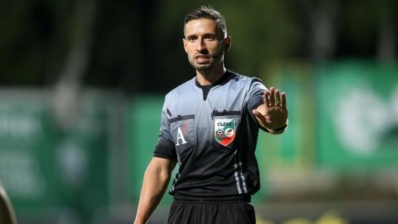 Радослав Гидженов и Волен Чинков ще ръководят реваншите в полуфиналите