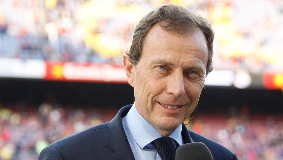 Емилио Бутрагеньо коментира жребия в Шампионската лига като представител на