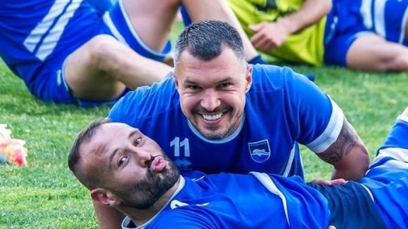 Сезонът за българския нападател Валери Божинов приключи предварително, научи Sportal.bg.