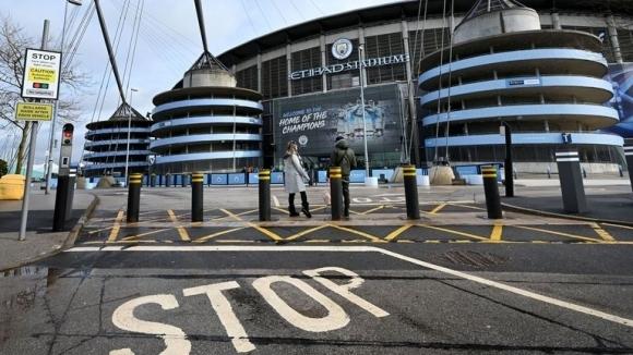 Манчестър Сити ще разбере развитието на казуса със своето наказание