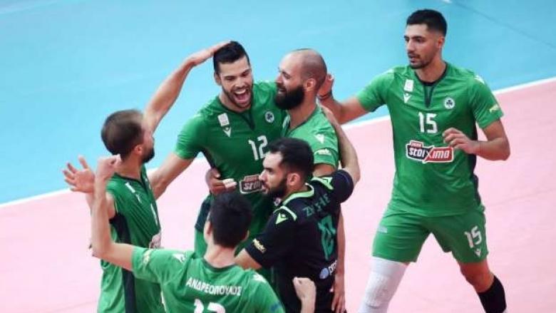 Тимът на Панатинайкос (Атина) стартира перфектно финалната серия в гръцката