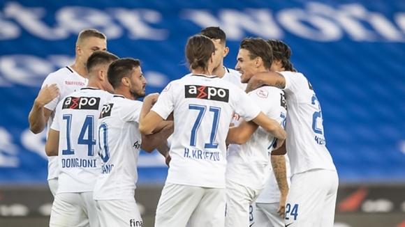 ФК Цюрих има нови заразени футболисти и служители с Ковид-19,