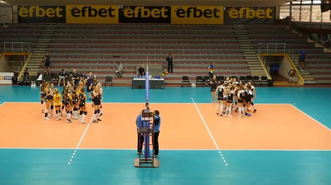Девойките старша възраст на Марица (Пловдив) стартираха ударно финалите при