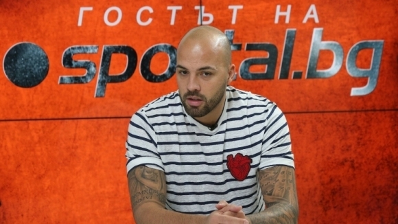 Стражът на Левски Николай Михайлов даде откровено интервю, в което