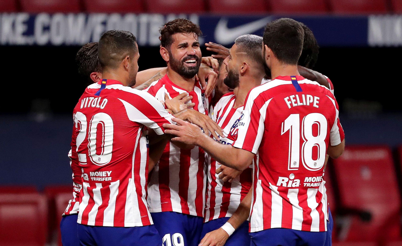 Атлетико Мадрид постигна трудна победа с 1:0 над Бетис в