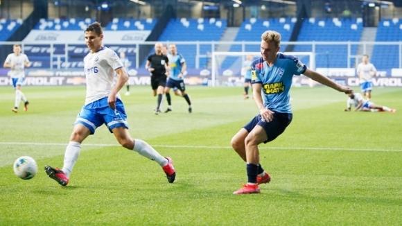 Динамо (Москва) сложи край на негативната си серия с домакински