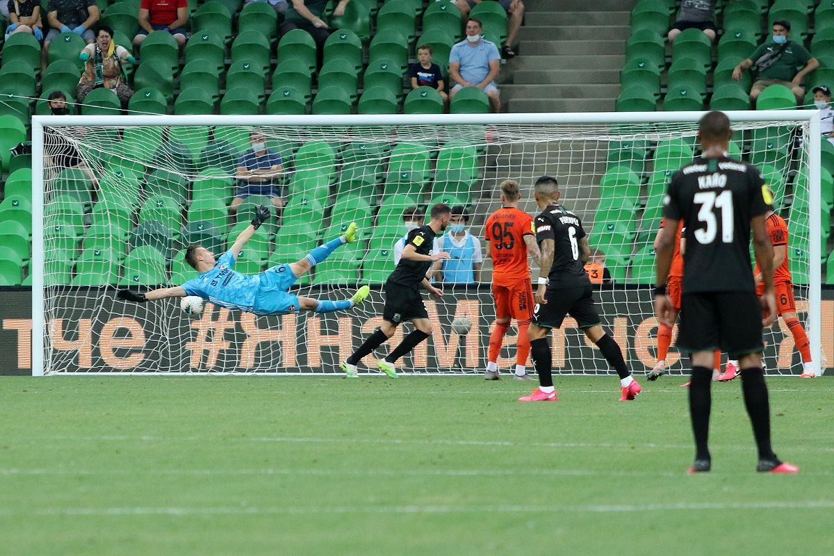 След равенството с Ростов и двете последователни загуби от Зенит