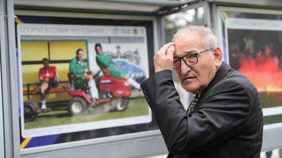 Легендарният футболист и треньор Димитър Пенев навършва 75 години днес.