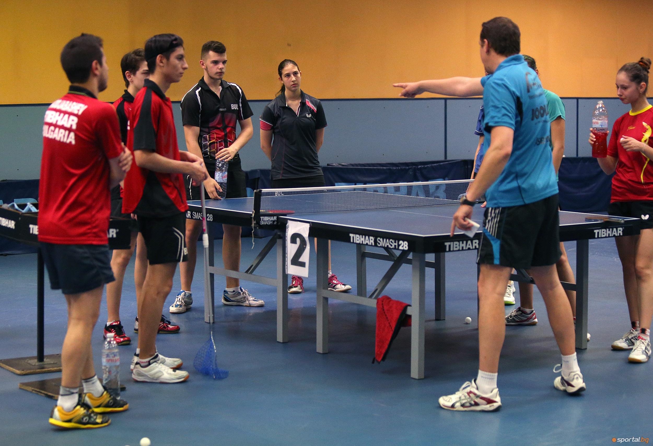 Световното отборно първенство по тенис на маса беше пренасрочено за