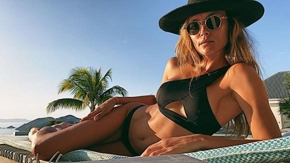Бразилският модел Наталия Борхес призна, че мечтае да се пече