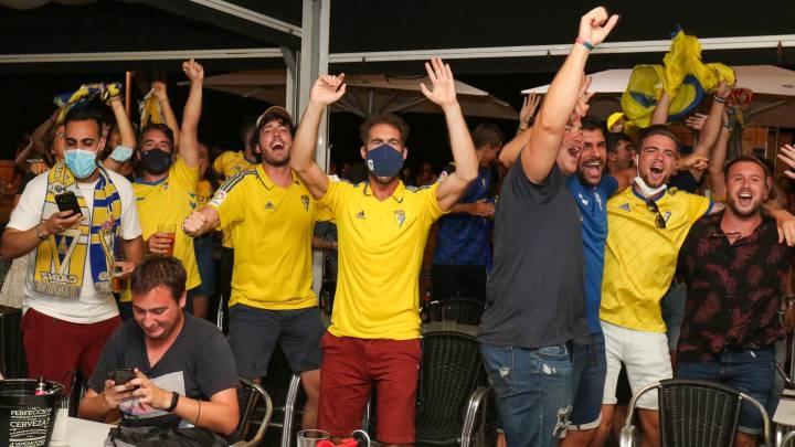 Кадис се завърна в Ла Лига след пауза от 15