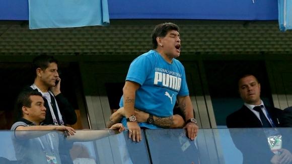 Футболната легенда Диего Марадона побесня и ще съди ТВ гиганта