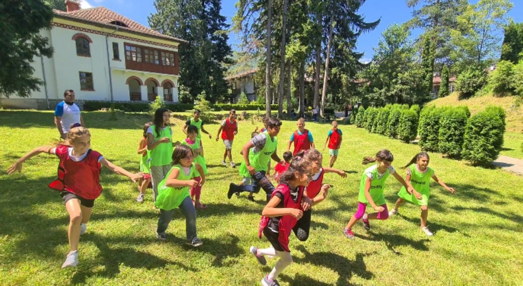 На 30 деца се включиха в #BeActive уикенд в Клисурски