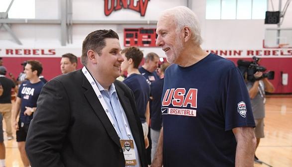 НБА инсайдърът на ESPN Брайън Уиндхорст заяви, че няма заразени