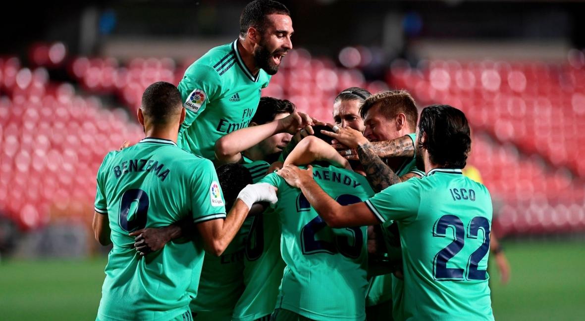 Устременият към титлата Реал Мадрид гостува на Гранада в среща