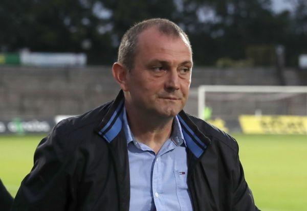 Старши треньорът на Славия Златомир Загорчич заяви, че приоритет в