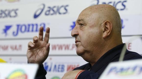 Президентът на Славия Венцеслав Стефанов коментира пред Sportal.bg позицията на