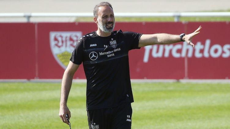 Новият член на елитната германска футболна дивизия Щутгарт ще тренира