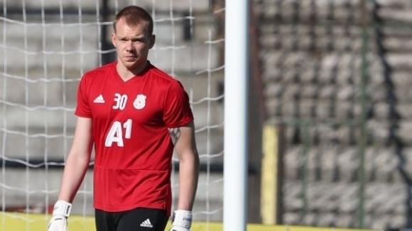 Вратарят Витаутас Черниаускас написа емоционални думи на раздяла с ЦСКА-София.