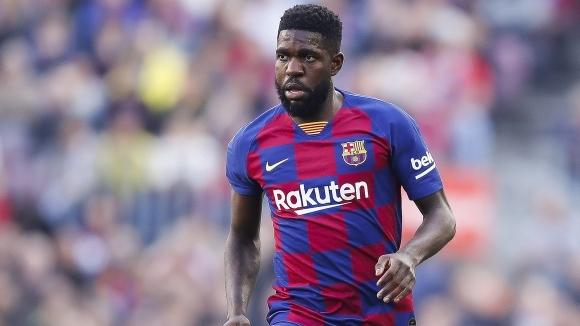 Ръководството на Барселона ще търси нов отбор на Самюел Юмтити,