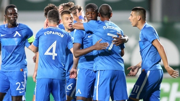 Левски ще е домакин на Берое в първия кръг на