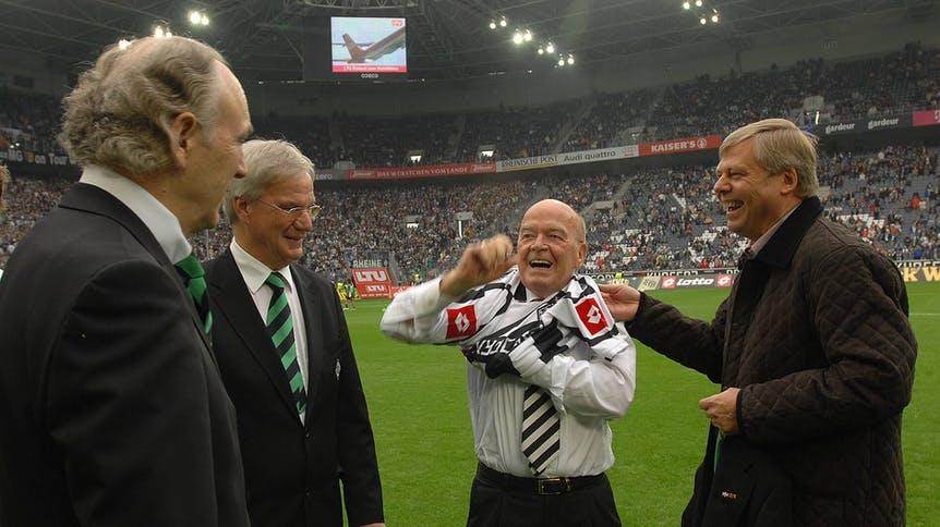 На 88 години почина бившият президент на Борусия (Мьонхенгладбах) Херман