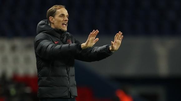 Старши треньорът на Пари Сен Жермен Томас Тухел изрази разочарованието