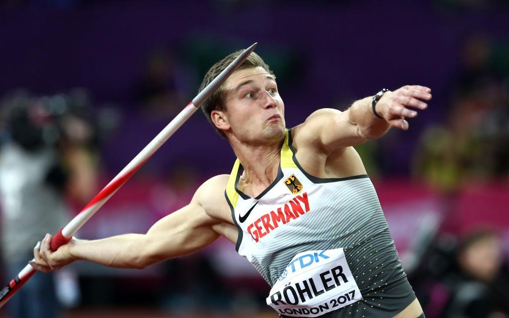 Олимпийският шампион в хвърлянето на копие от Рио де Жанейро