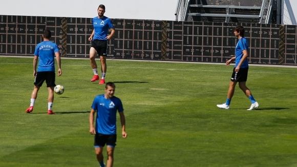 Представителният отбор на Левски ще започне подготовката си за новия