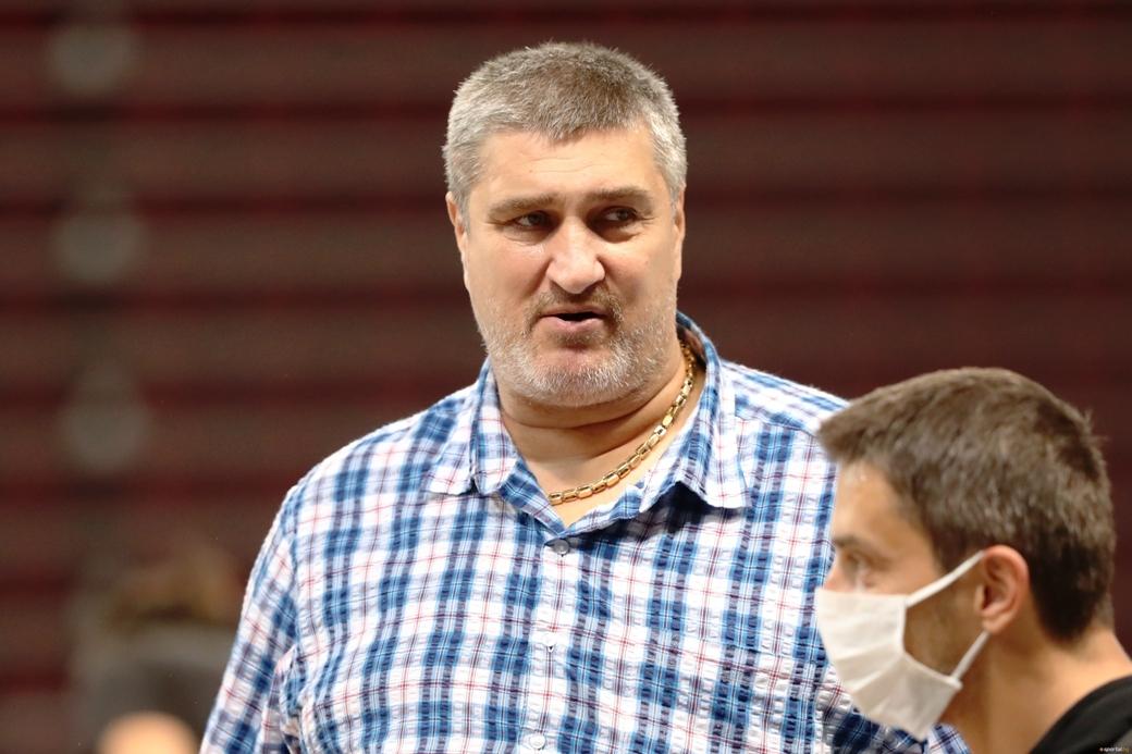 Разпределителят на националния отбор по волейбол Георги Сеганов е пипнал