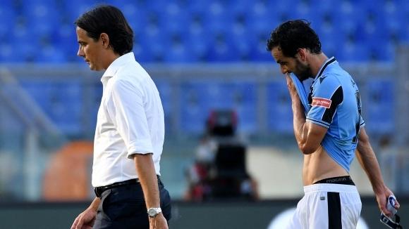 Наставникът на Лацио Симоне Индзаги призна, че отборът минава през