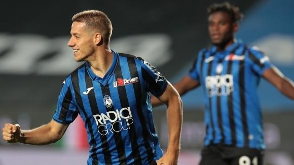 Отборът на Аталанта излезе втори в Серия А, след като