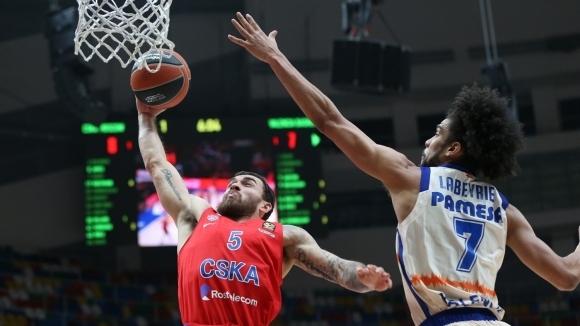 Бюджетът на баскетболния ЦСКА (Москва) за следващия сезон ще бъде