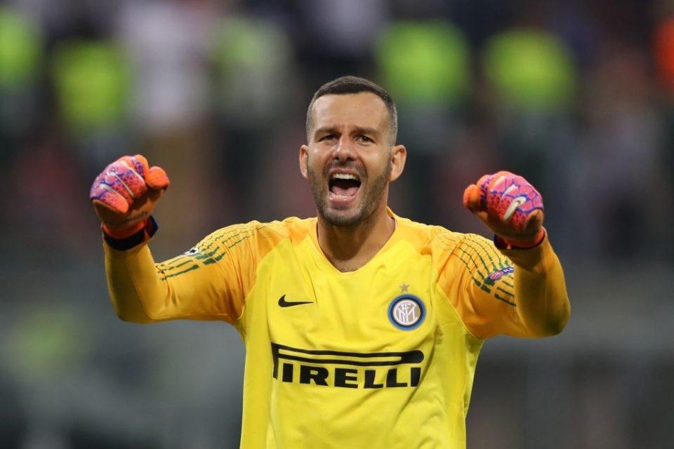 Интер (Милано) договори условията по новите контракти с вратаря Самир