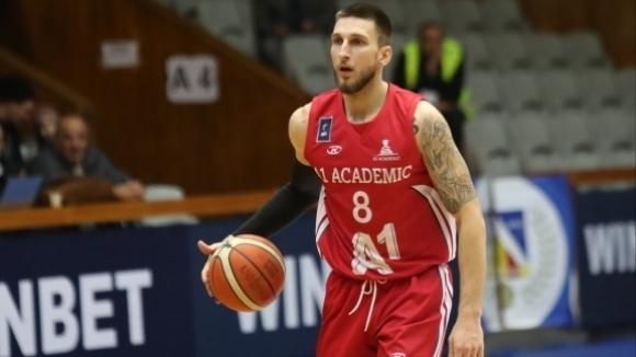 Академик Пд привлече поредно попълнение за новия сезон. Пловдивският баскетболен